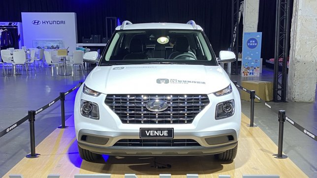 2021 Hyundai Venue GLB