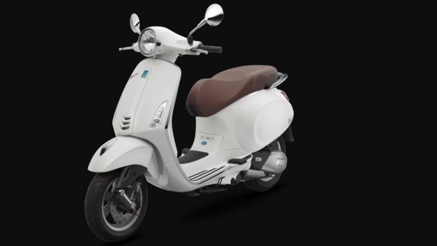 2019 Vespa Primavera 125 i-Get LED