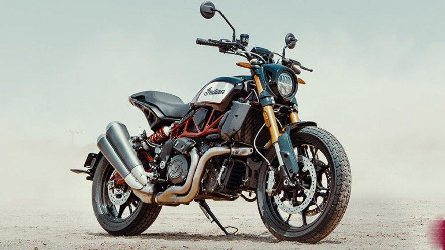 2019 Indian FTR 1200 S ABS