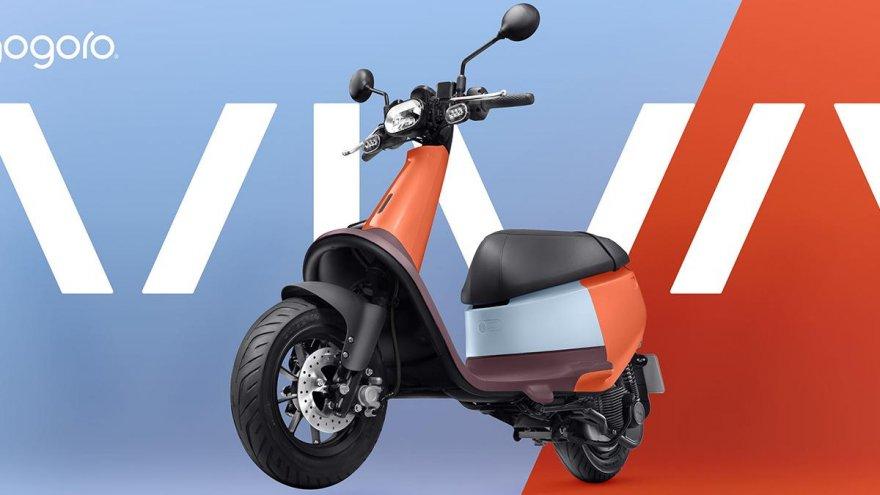 2020 Gogoro Viva 標準版