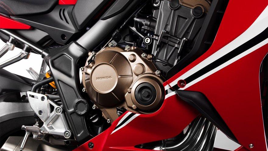 2019 Honda CBR650 R ABS