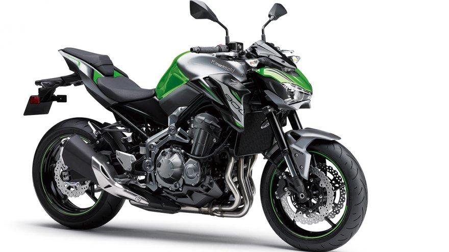 2019 Kawasaki Z 900 ABS