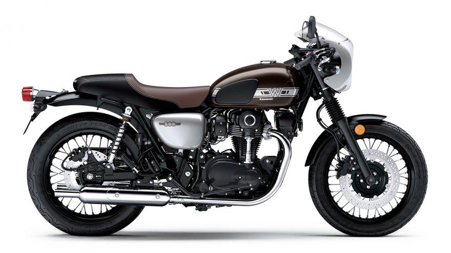 2019 Kawasaki W 800 Cafe ABS