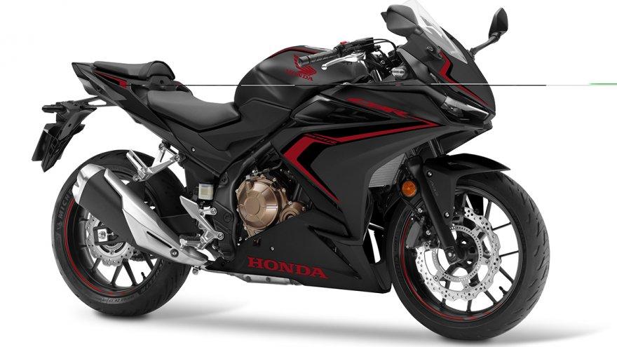2019 Honda CBR500 R ABS