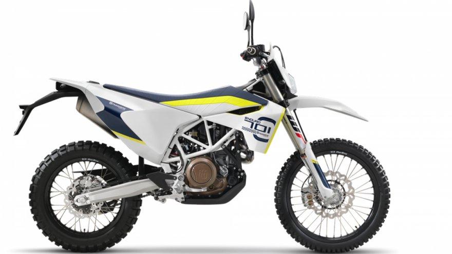 2019 Husqvarna Enduro 701 ABS