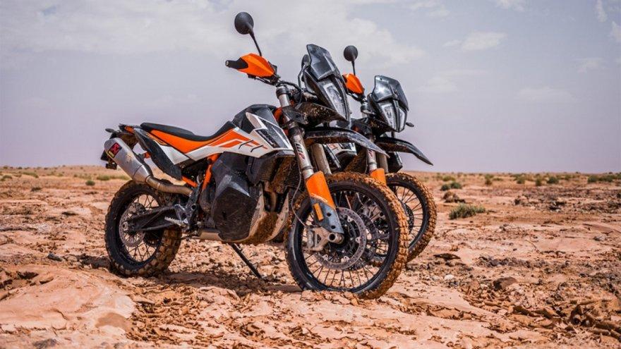 2020 KTM 790 Adventure R ABS