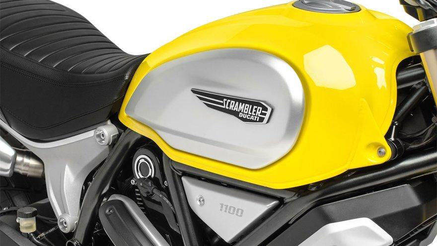 2018 Ducati Scrambler 1100 '62 Yellow ABS