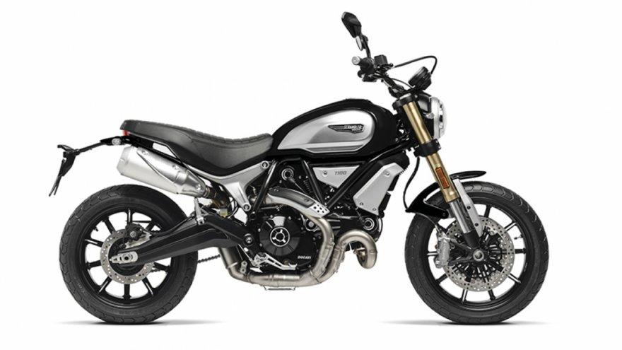 2018 Ducati Scrambler 1100 ABS