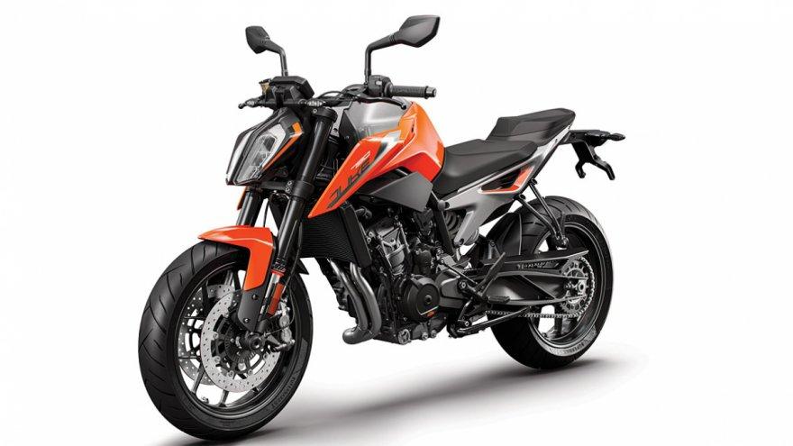 2019 KTM Duke 790 ABS