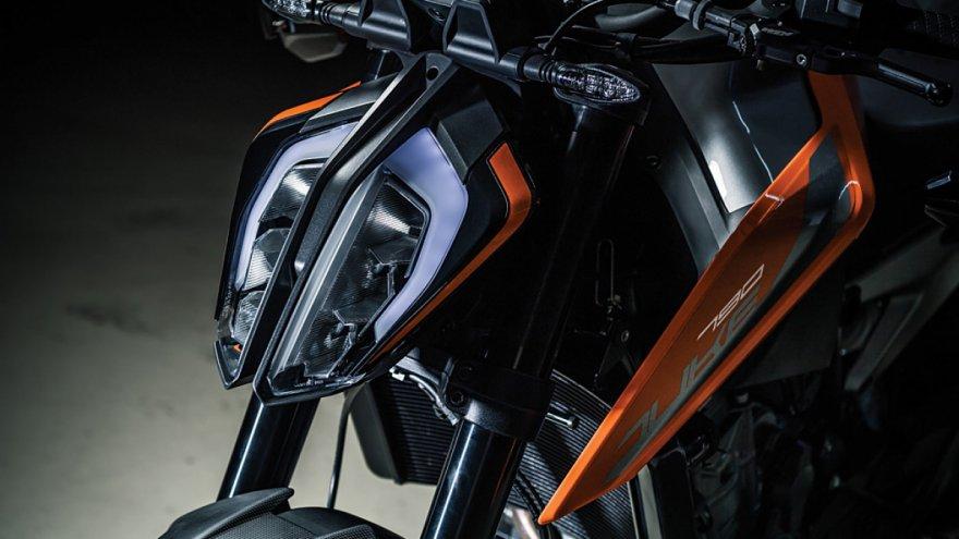 2018 KTM Duke 790 ABS