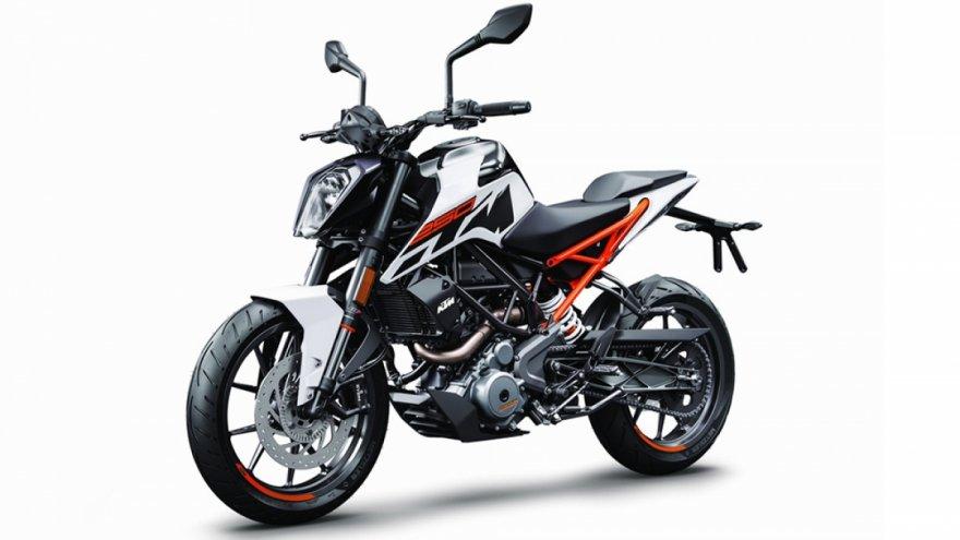 2020 KTM Duke 250 ABS