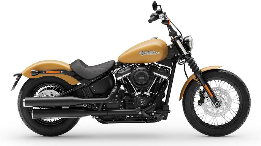 2019 Harley-Davidson Softail Street Bob ABS