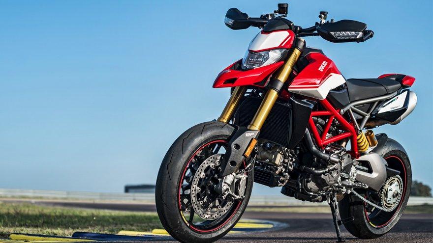 2019 Ducati Hypermotard 950 SP ABS