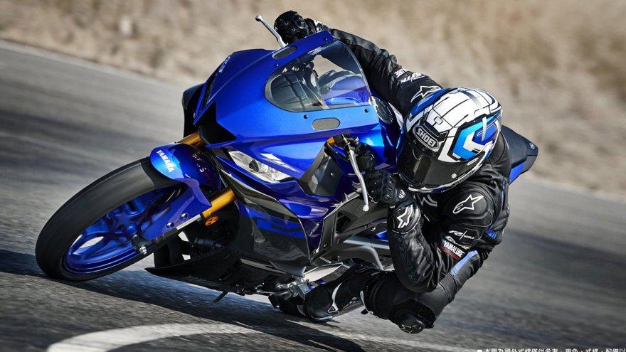 2019 Yamaha R 3 ABS版