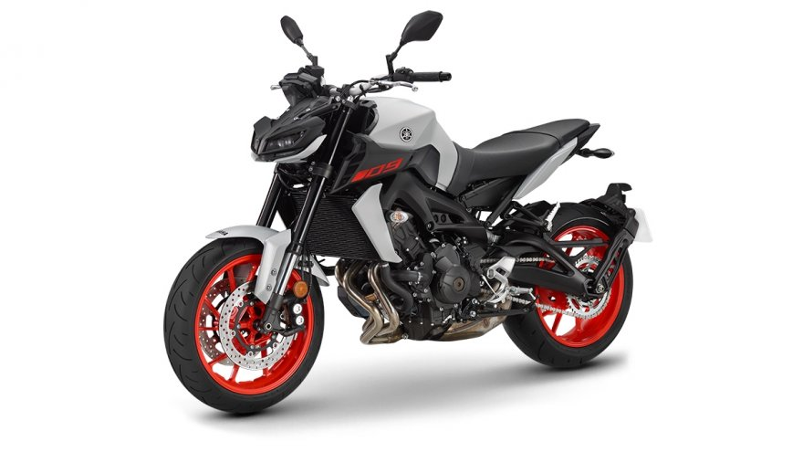 2020 Yamaha MT 09 ABS