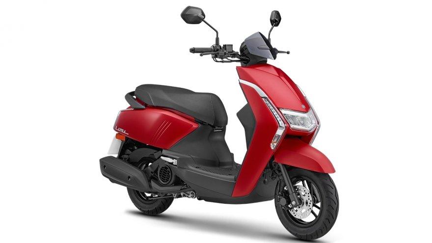 2020 Yamaha Limi 125