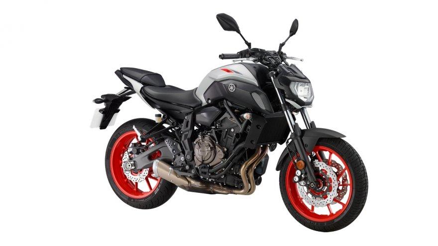 2020 Yamaha MT 07 ABS