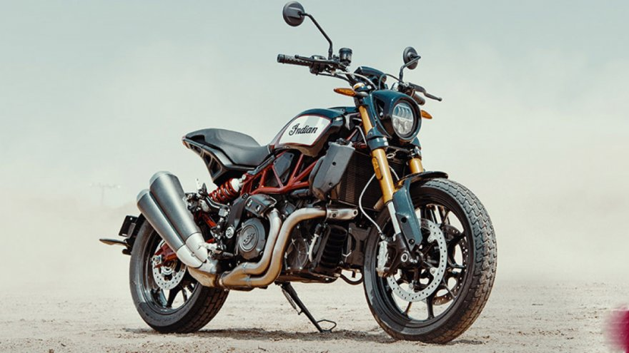 2020 Indian FTR 1200 S ABS