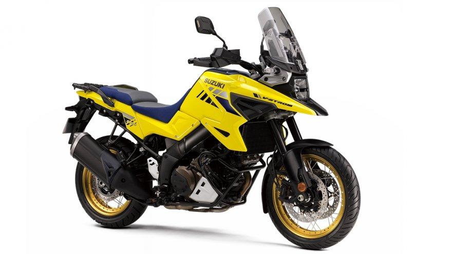 2020 Suzuki V-Strom 1050 XT ABS