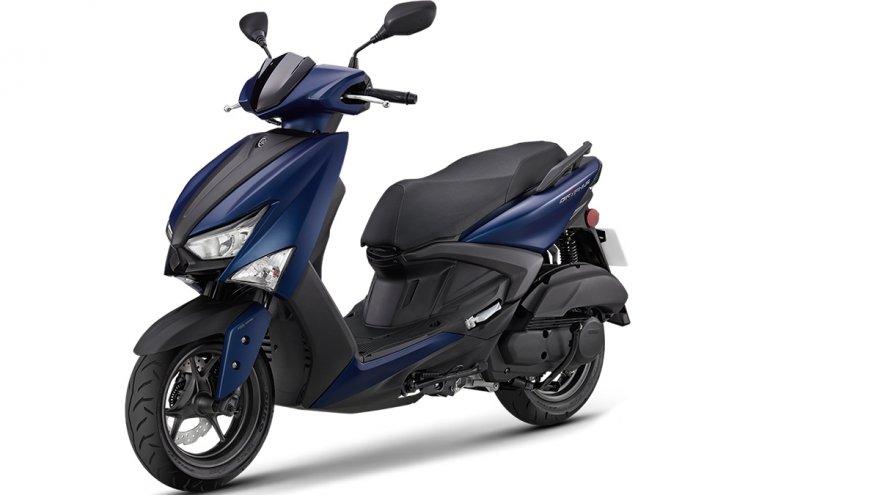 2020 Yamaha Cygnus Gryphus 125 FI ABS