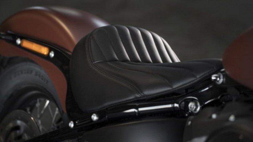 2018 Harley-Davidson Softail Street Bob ABS