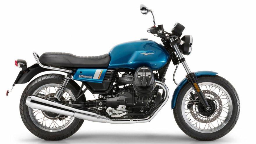 2018 Moto Guzzi V7 III Special ABS