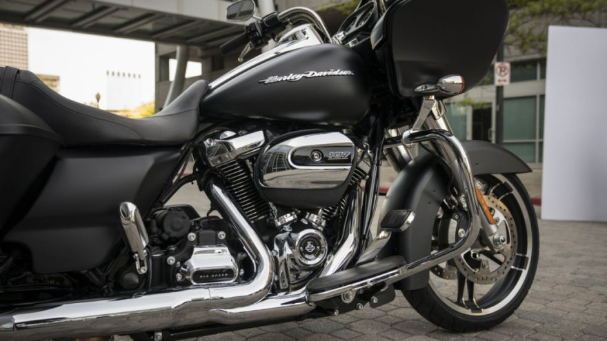 2018 Harley-Davidson Touring Road Glide ABS