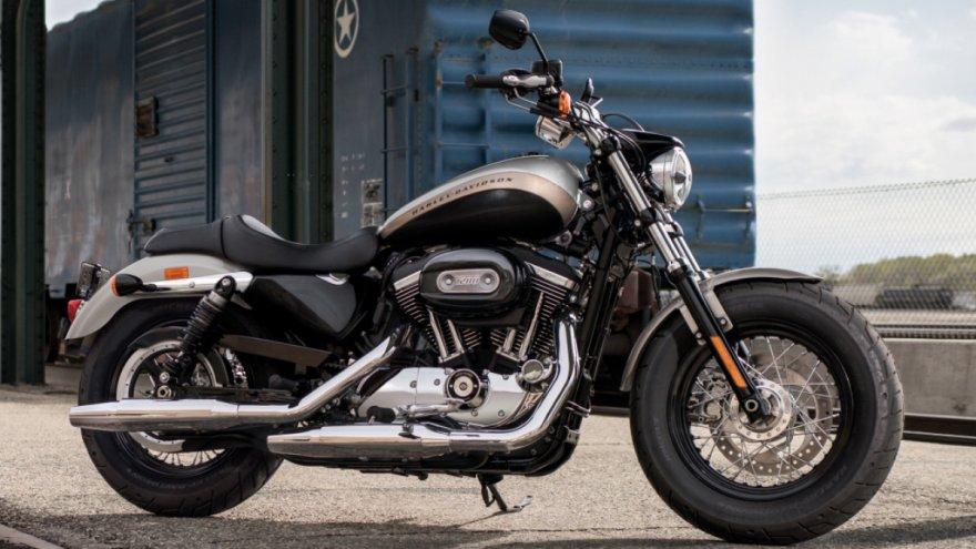 2018 Harley-Davidson Sportster 1200 Custom ABS