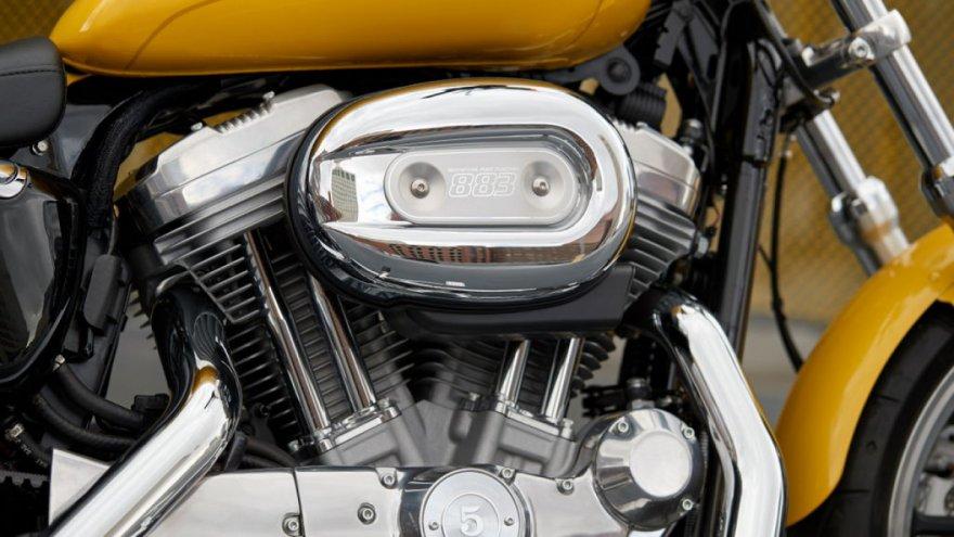 2018 Harley-Davidson Sportster 883 Super Low ABS