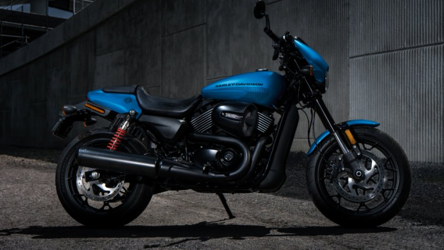 2018 Harley-Davidson Street Rod ABS