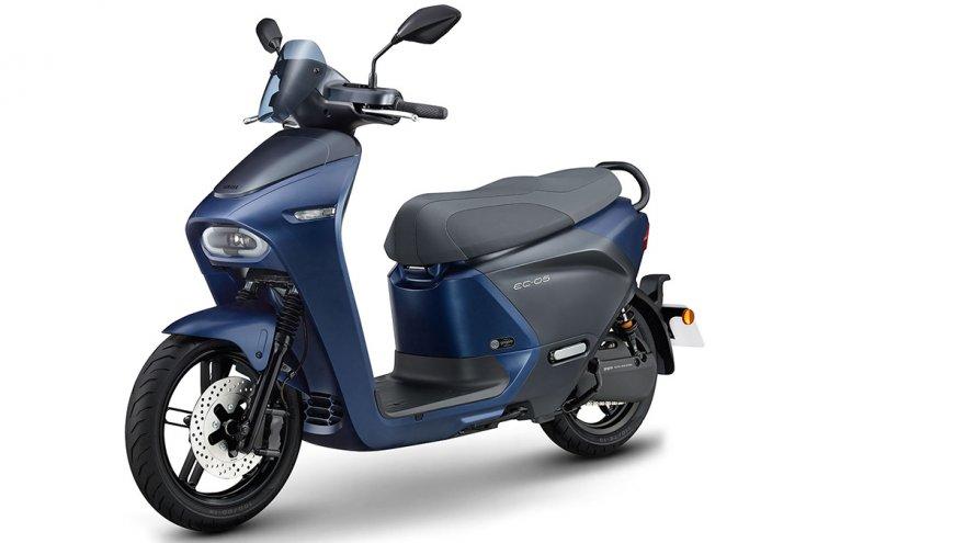 2019 Yamaha EC 05