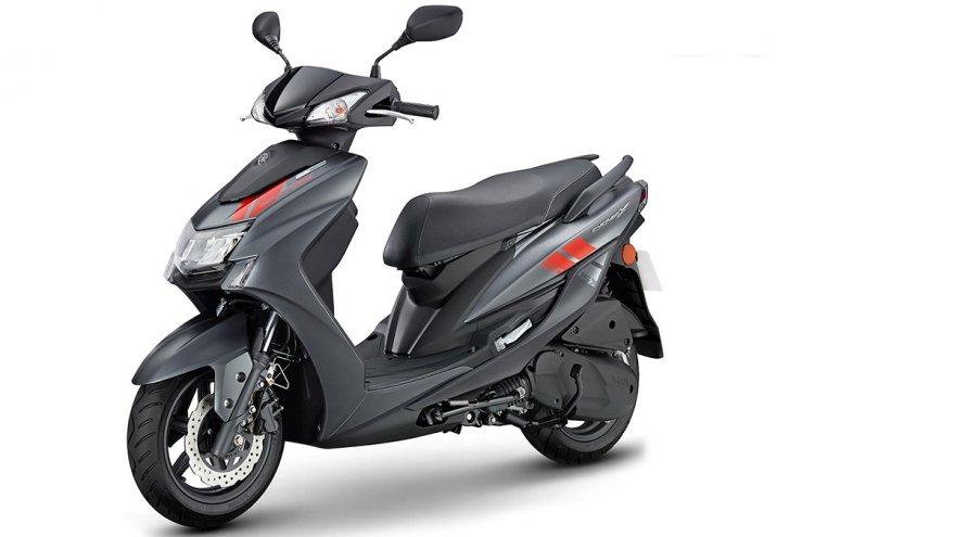 2019 Yamaha Cygnus-X 125 FI ABS版