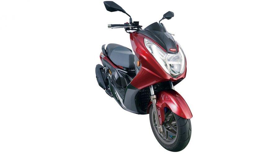 2019 PGO Tigra 200 ABS