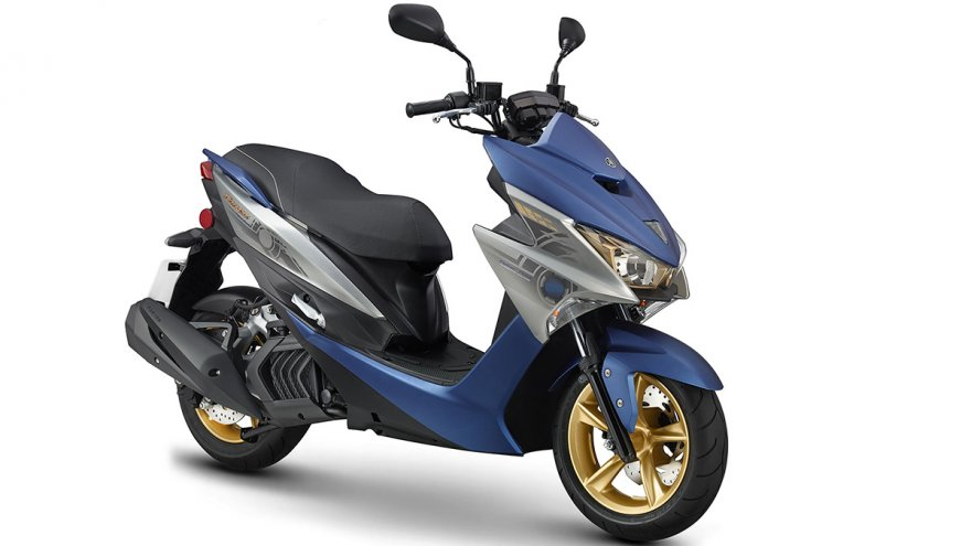 2020 Yamaha Force 155特仕版