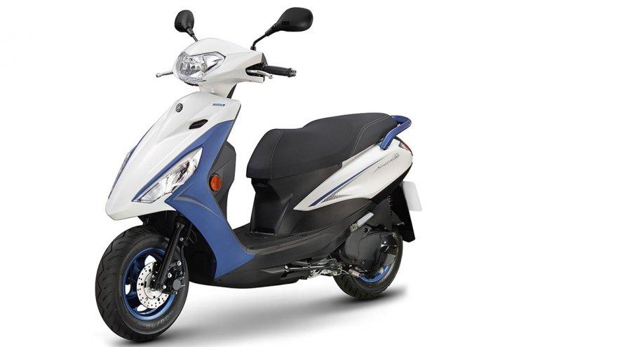 2020 Yamaha Axis Z勁豪 125 FI碟煞版