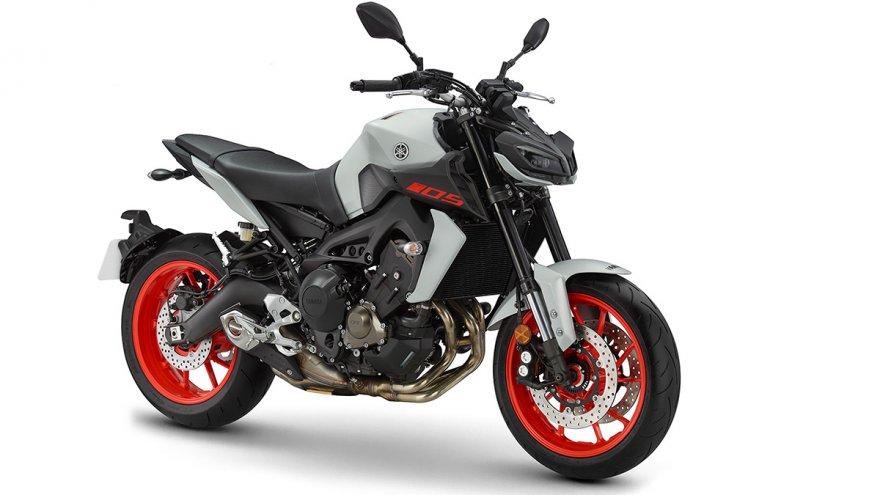2019 Yamaha MT 09 ABS