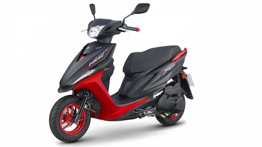 2020 Yamaha RS NEO 125 FI