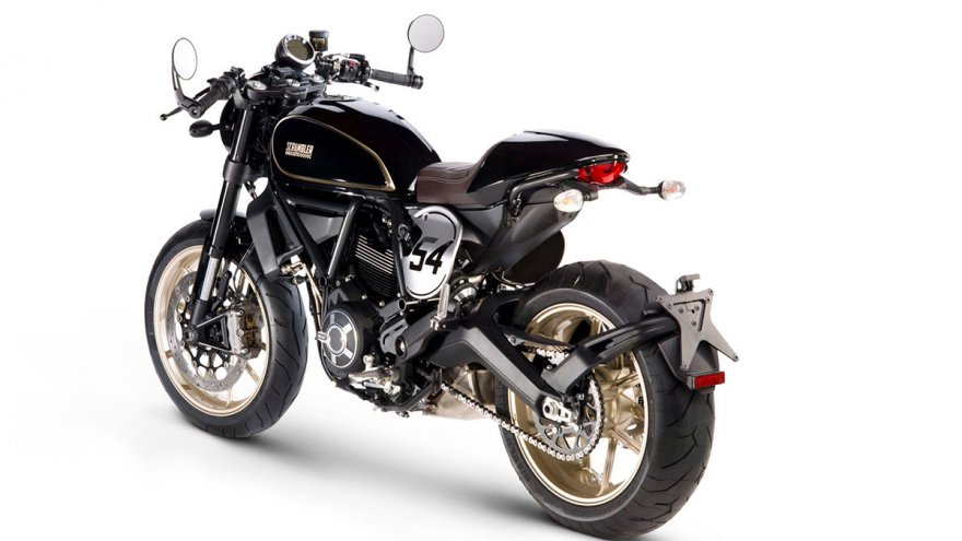 2019 Ducati Scrambler Cafe Racer ABS