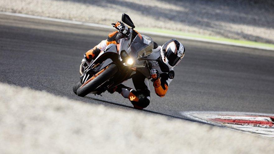 2018 KTM RC 390 ABS