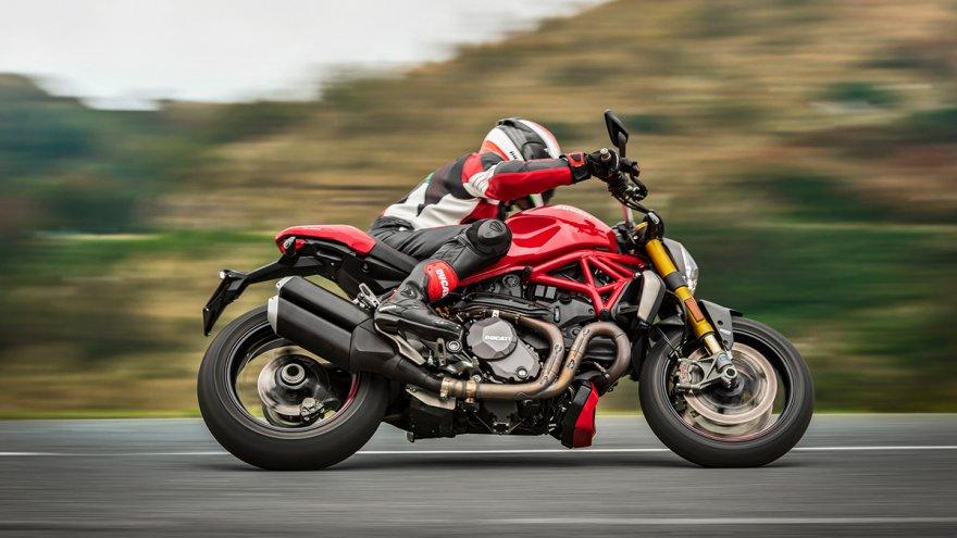 2018 Ducati Monster 1200 S