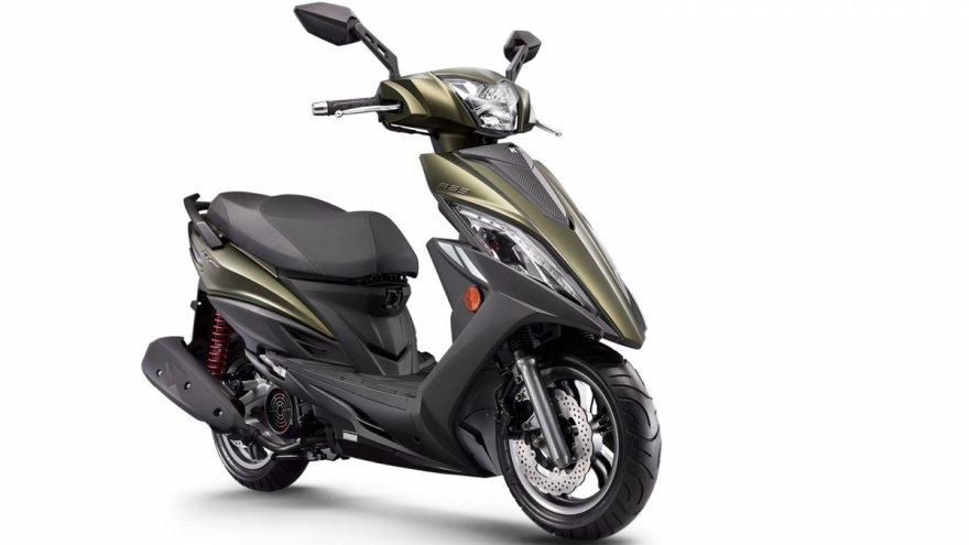 2019 Kymco G6 150 ABS