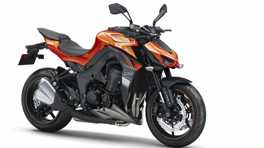 2018 Kawasaki Z 1000 ABS