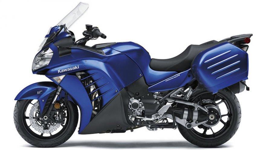 2018 Kawasaki GTR 1400 ABS