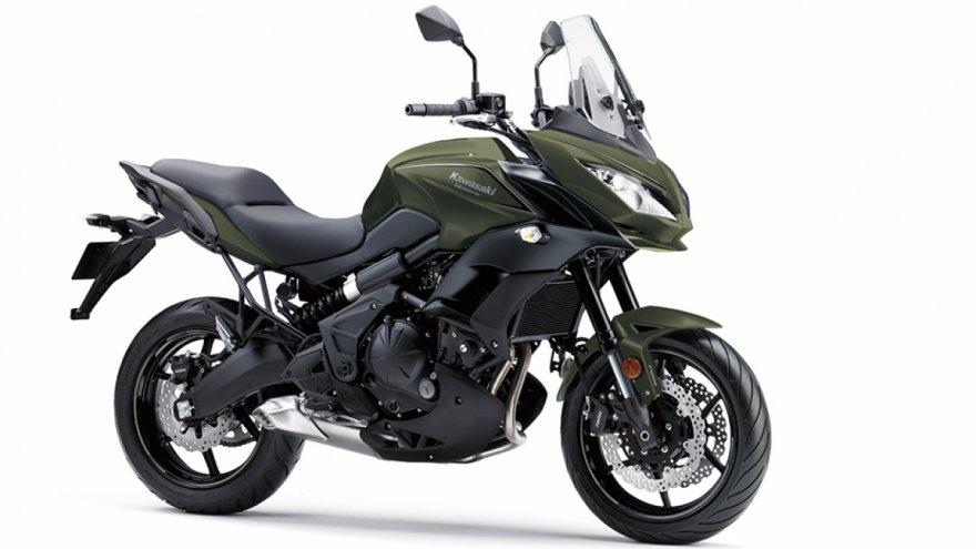 2018 Kawasaki Versys 650 ABS