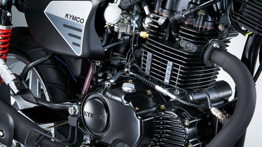2019 Kymco KTR 150