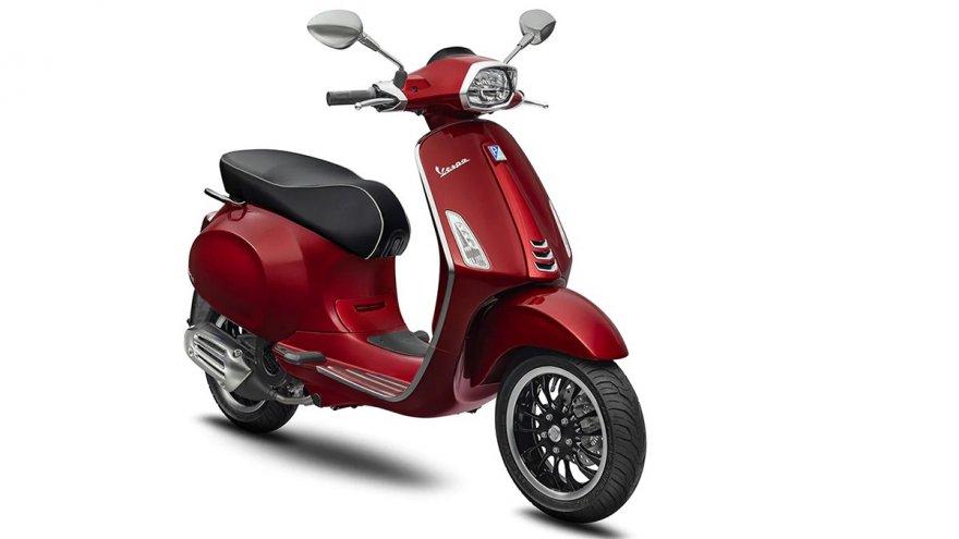 2020 Vespa Sprint 125 i-Get ABS