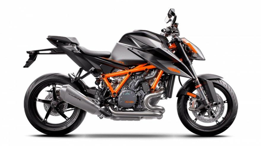 2020 KTM Duke 1290 Super R