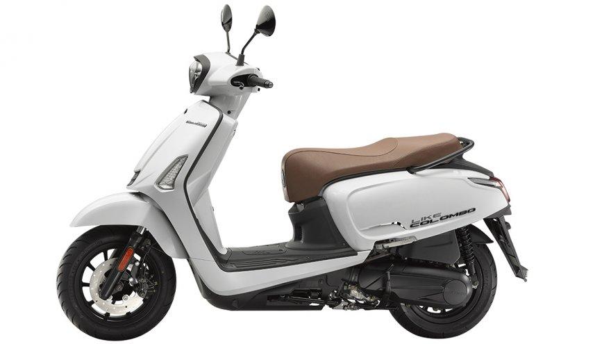 2020 Kymco Like Colombo 150