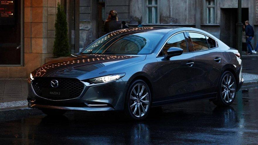 2019 Mazda 3 4D(NEW) 2.0尊榮型