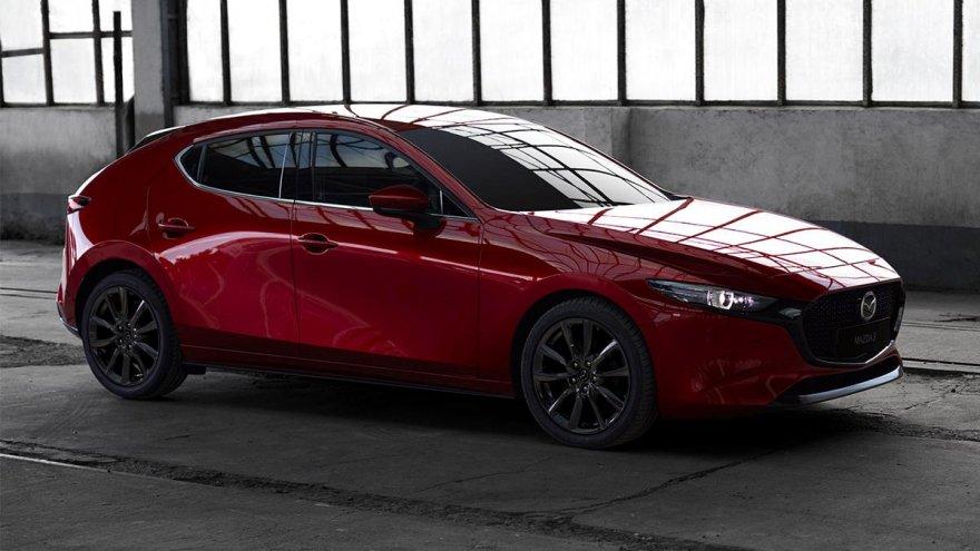 2019 Mazda 3 5D(NEW) 2.0頂級型